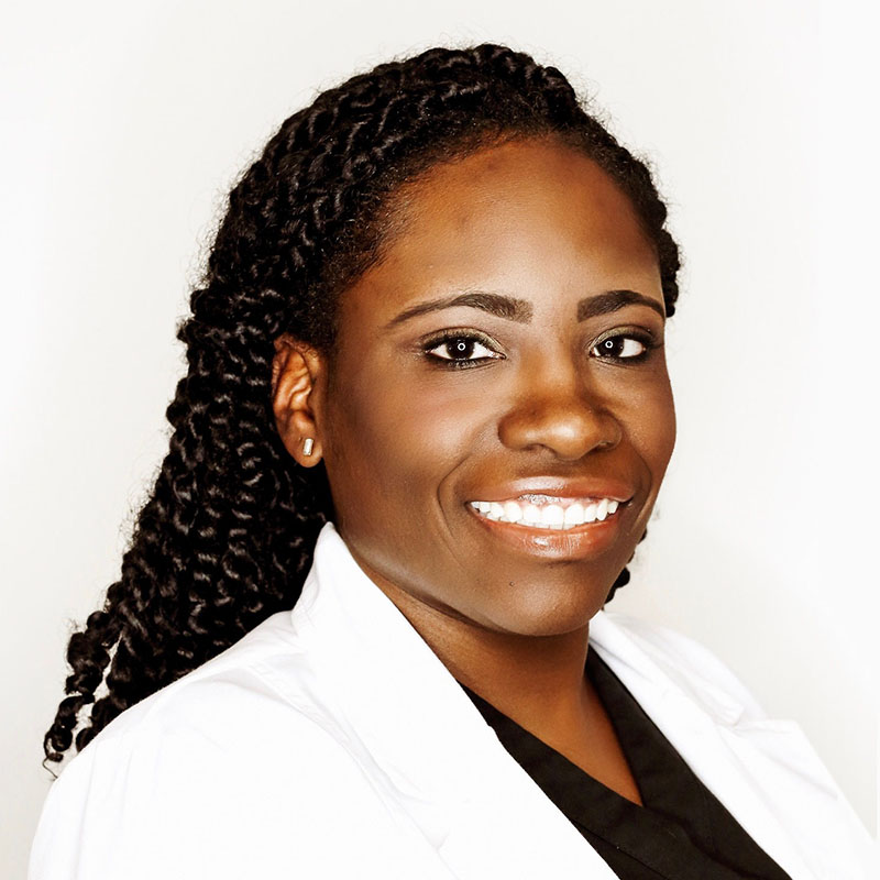 Cortessia Badie, Acute Care and Family Medicine Nurse Practitioner at Rural Health Medical Program, Inc.