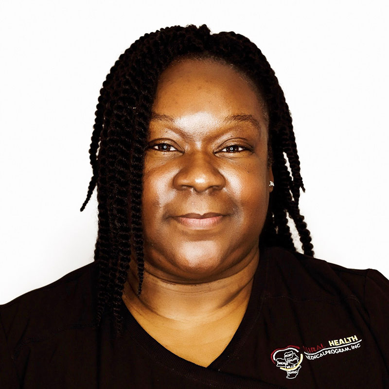 Darnessa Williams, Licensed Practical Nurse at Rural Health Medical Program, Inc.
